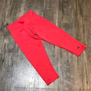 Women's Adidas Cropped Leggings